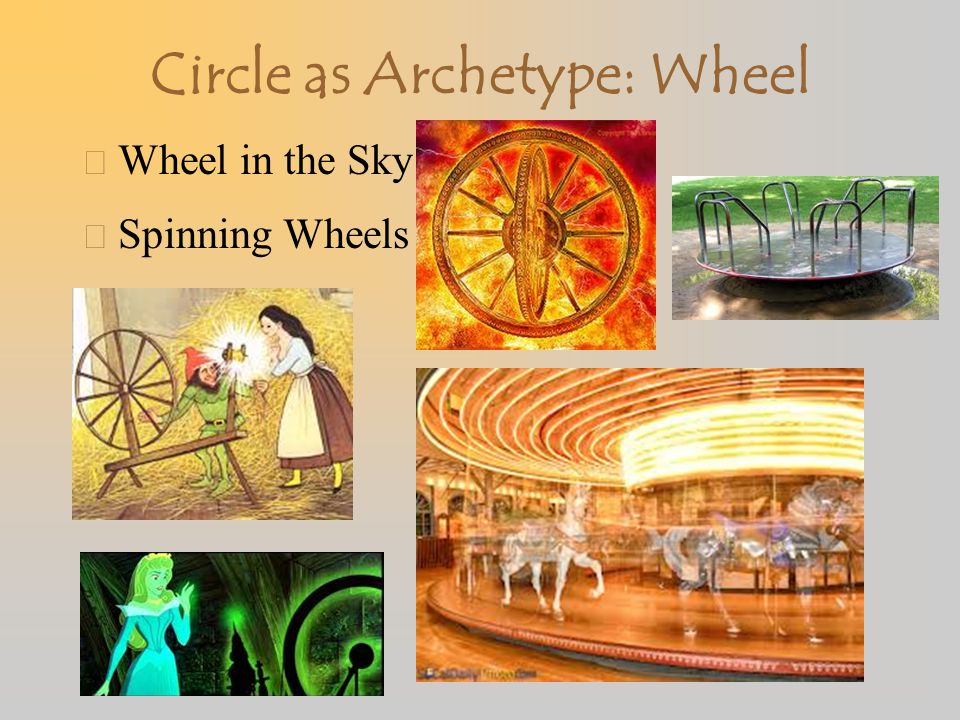 Circle as Archetype: Wheel