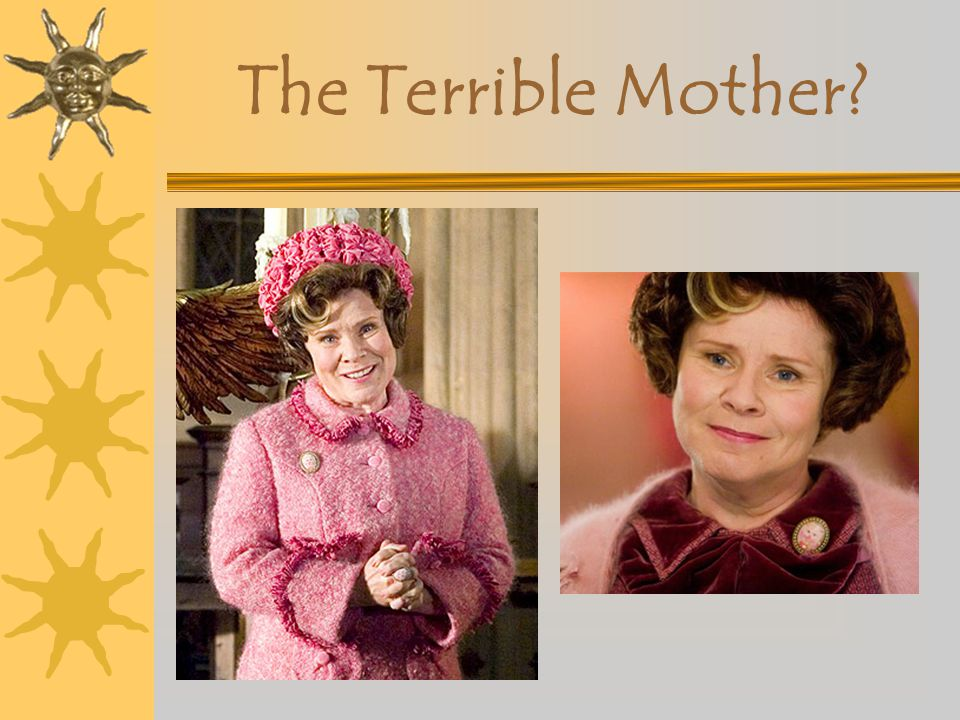 The Terrible Mother