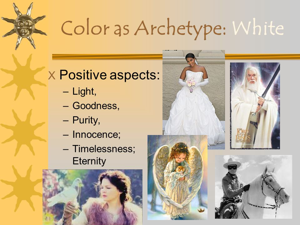 Color as Archetype: White