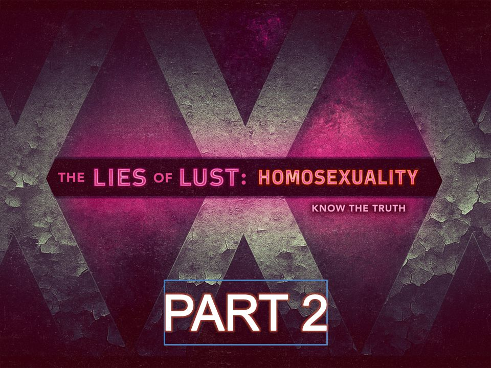 THE LIES OF LUST PART 2