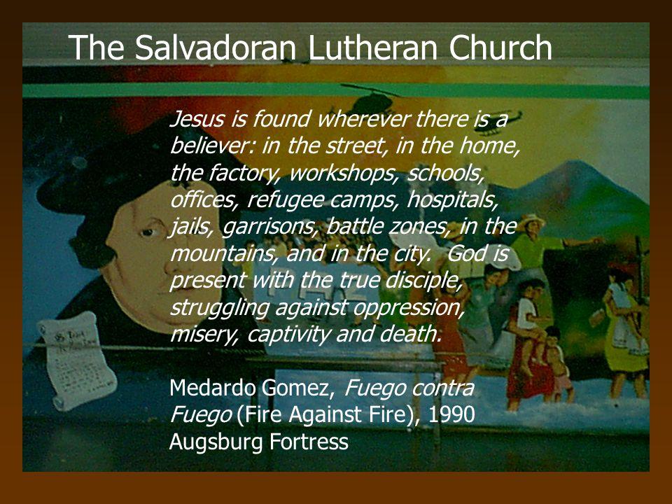 The Salvadoran Lutheran Church