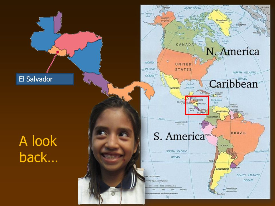 El Salvador A look back…