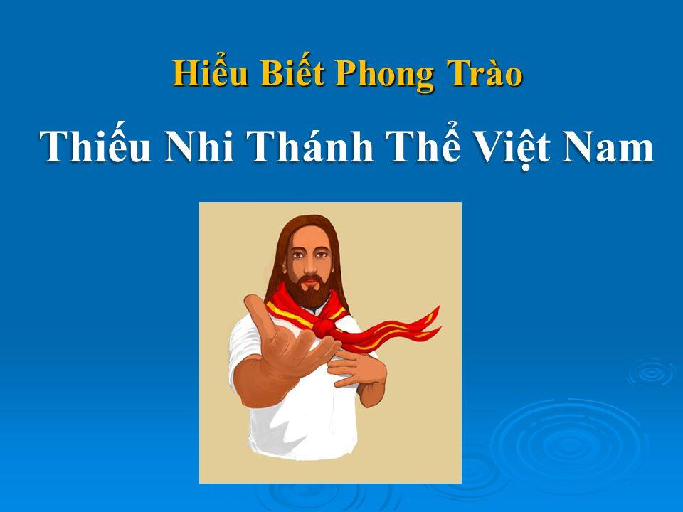 Thiếu Nhi Thánh Thể Việt Nam