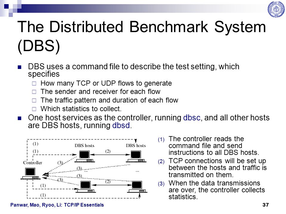 The Distributed Benchmark System (DBS)