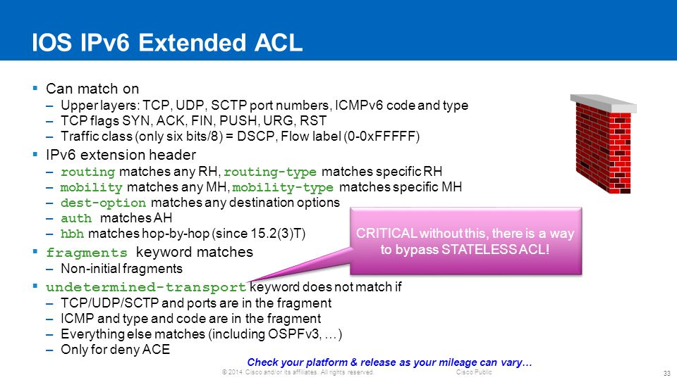 CRITICAL without this, there is a way to bypass STATELESS ACL!