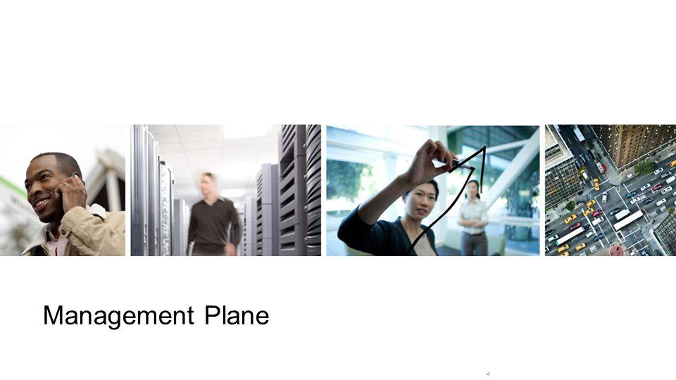 Management Plane 4 4
