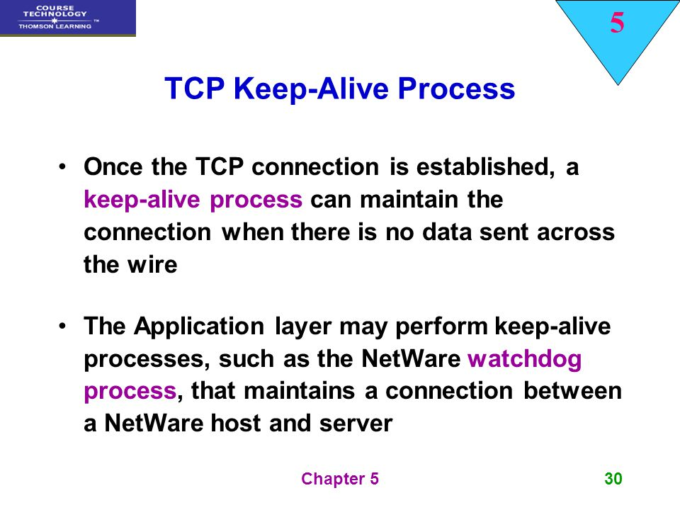 TCP Keep-Alive Process