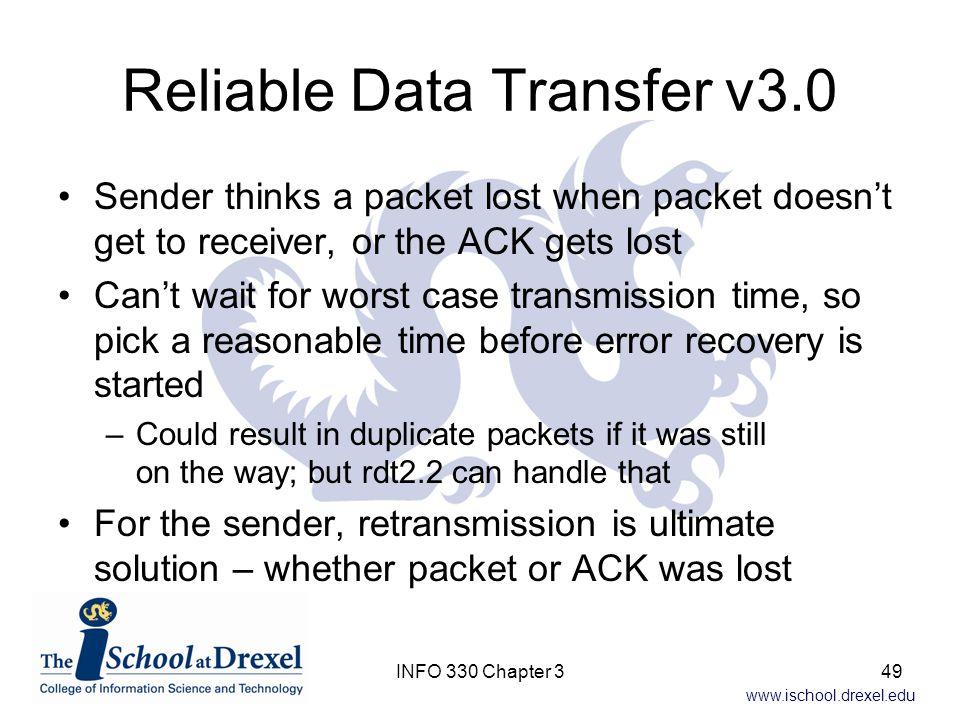 Reliable Data Transfer v3.0