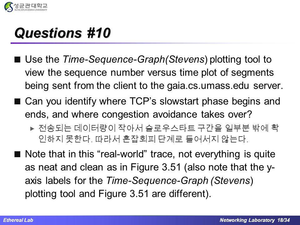 Questions #10