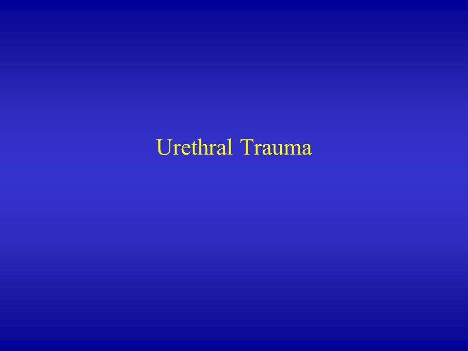Urethral Trauma