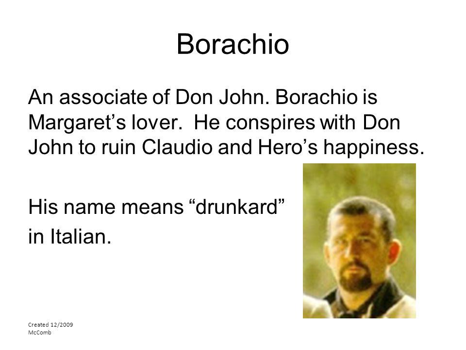 Borachio