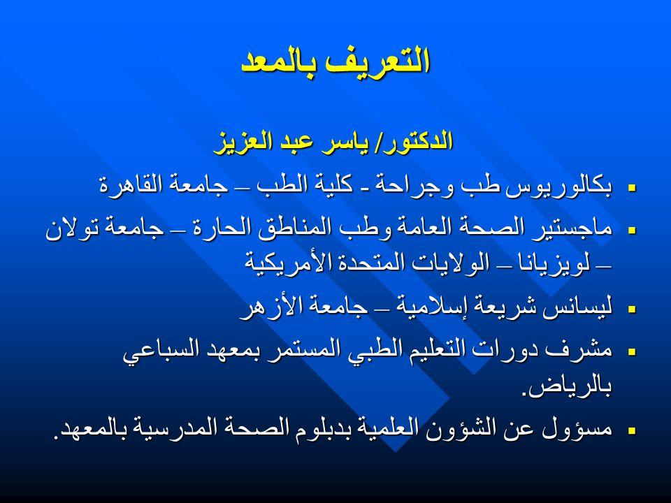 الدكتور/ ياسر عبد العزيز