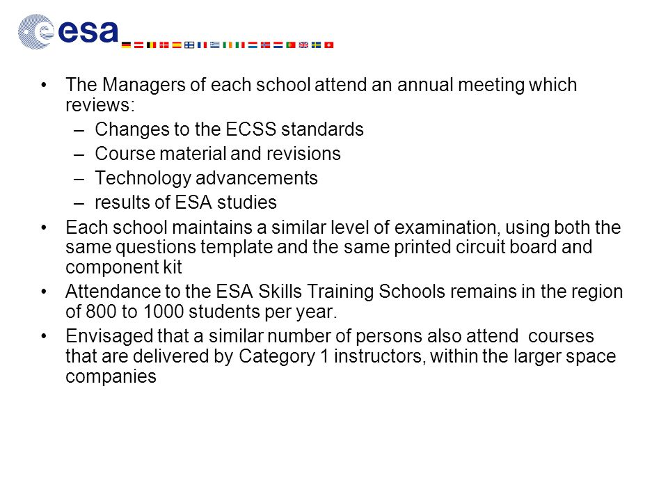 The Managers of each school attend an annual meeting which reviews:
