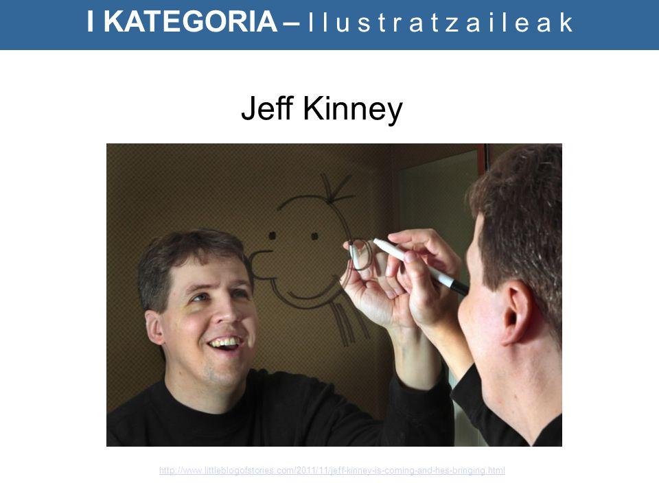 I KATEGORIA – I l u s t r a t z a i l e a k