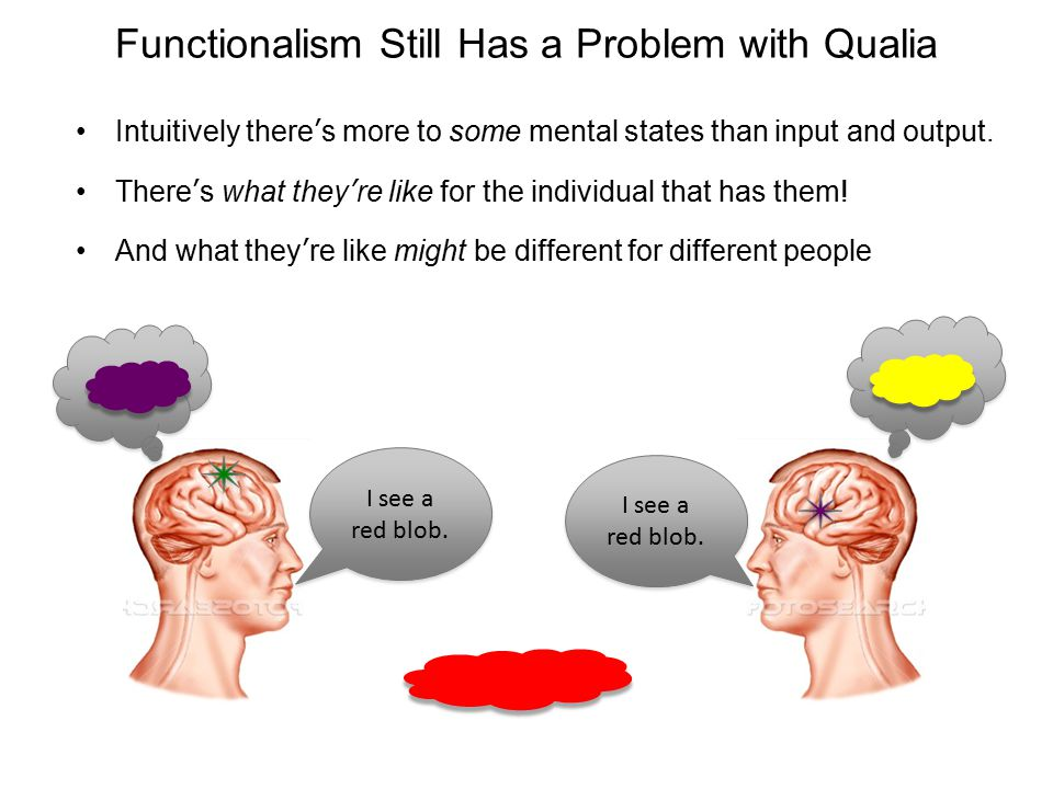Functionalism Still Has a Problem with Qualia