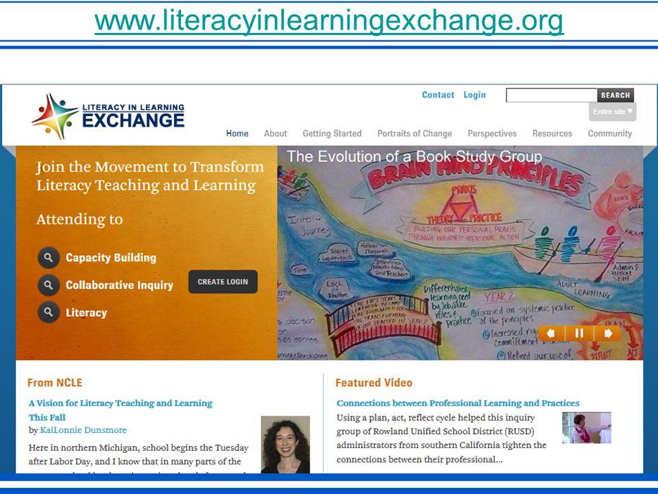 www.literacyinlearningexchange.org
