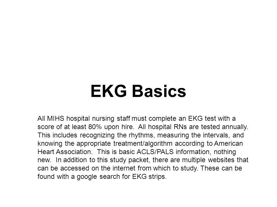 EKG Basics