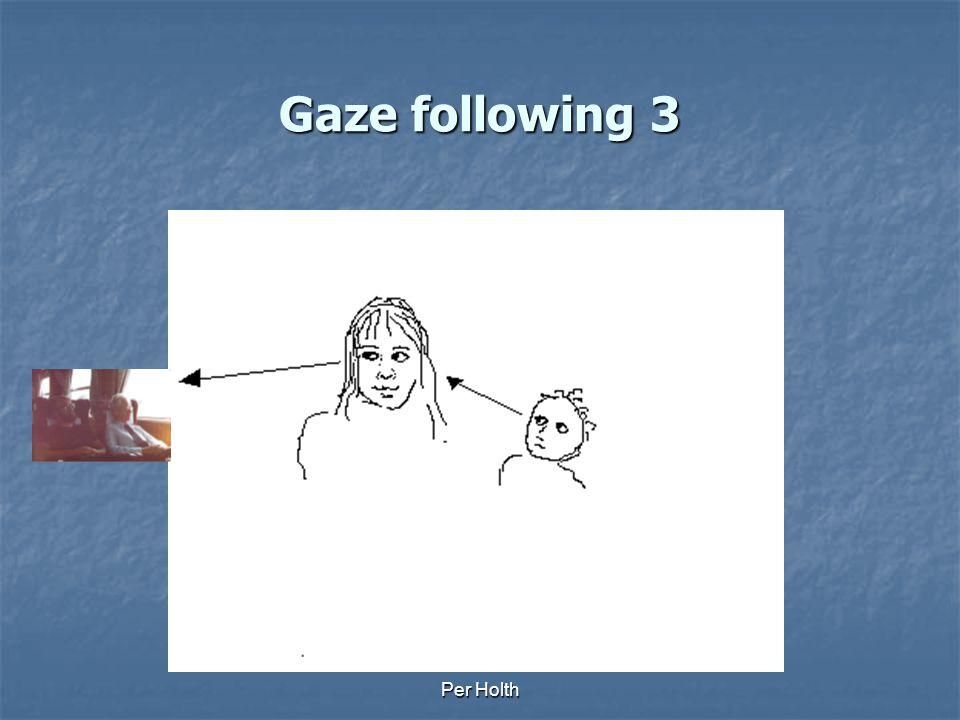 Gaze following 3 Per Holth