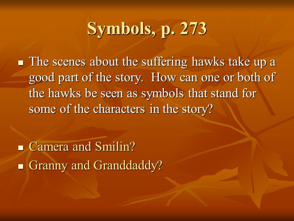 Symbols, p. 273
