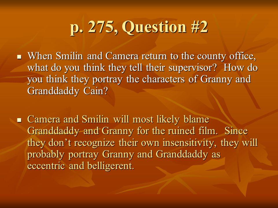 p. 275, Question #2