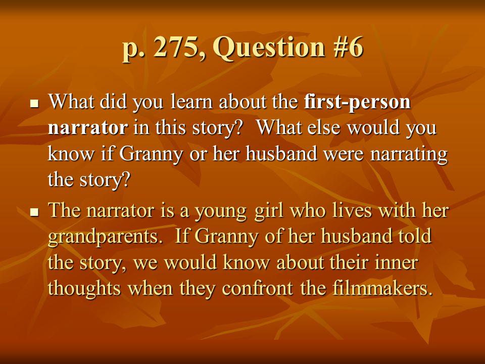 p. 275, Question #6