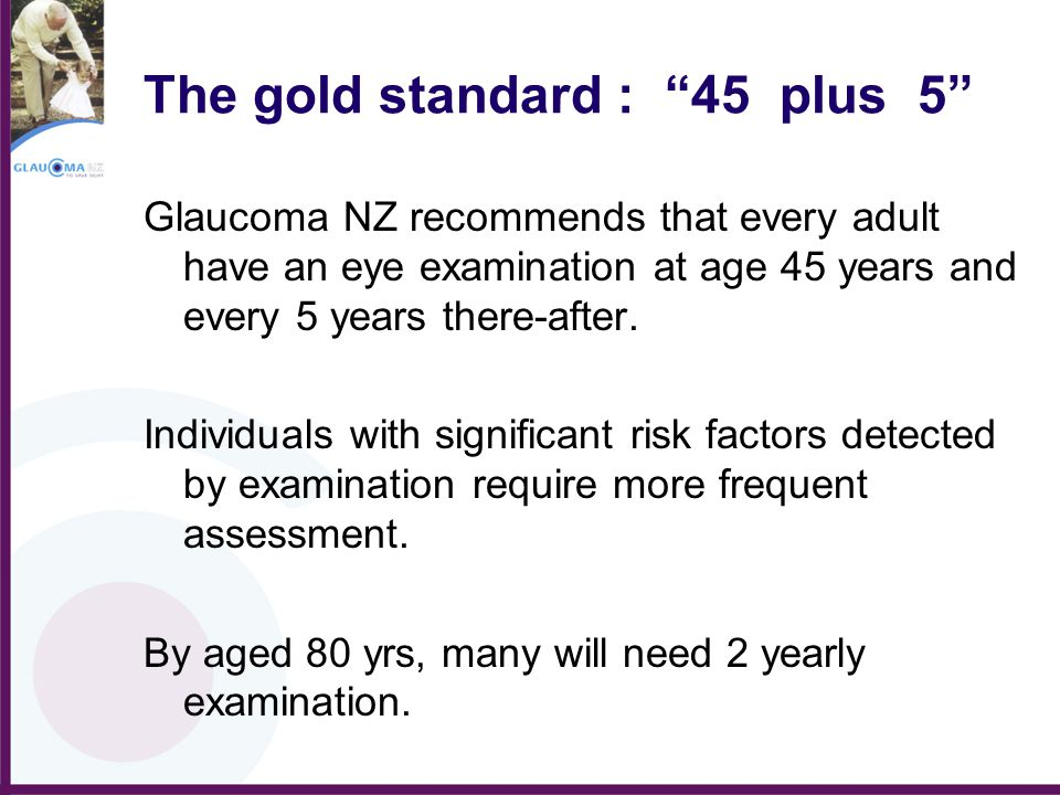 The gold standard : 45 plus 5