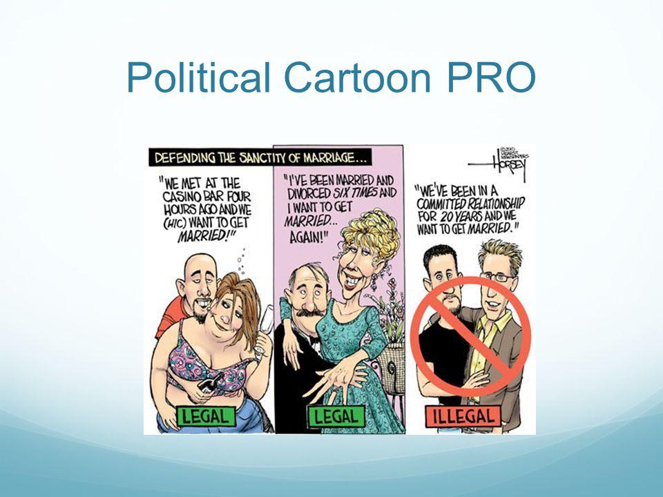 Political Cartoon PRO
