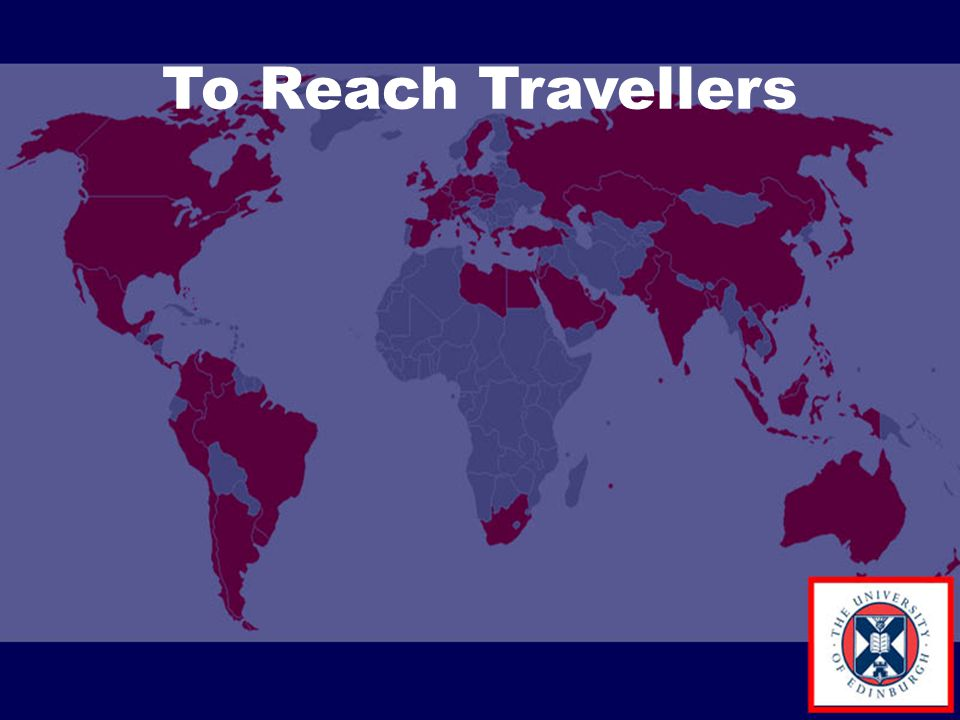 To Reach Travellers