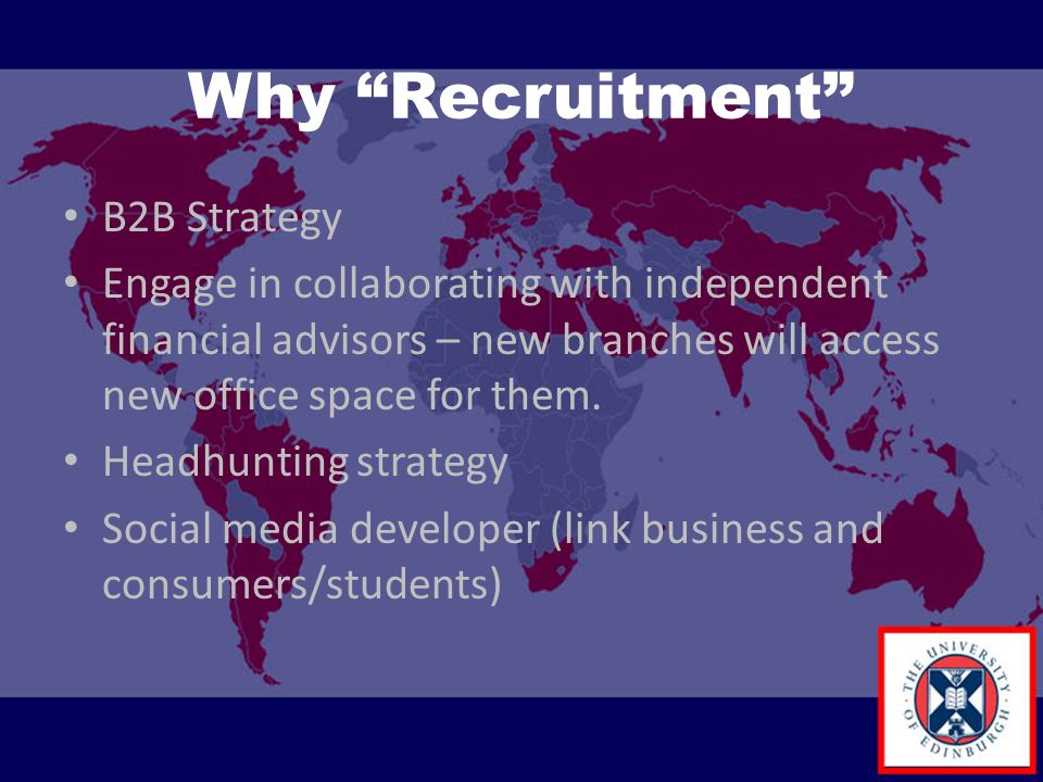 Why Recruitment B2B Strategy