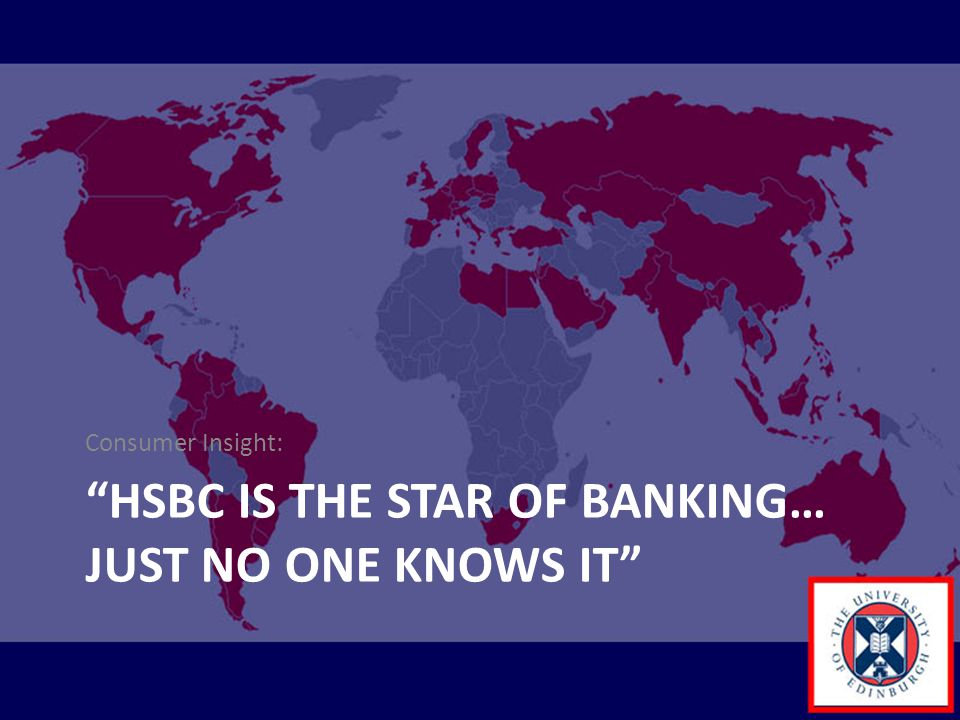 HSBC is the star of banking… just no one knows it