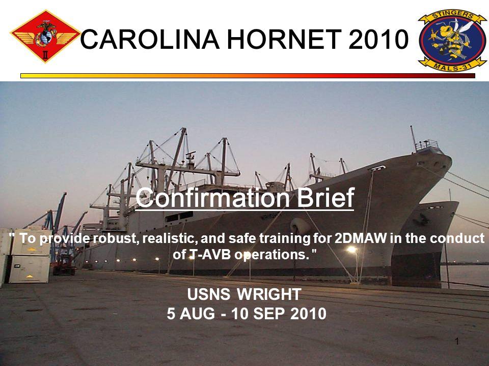 DRAFT USNS WRIGHT 5 AUG - 10 SEP 2010
