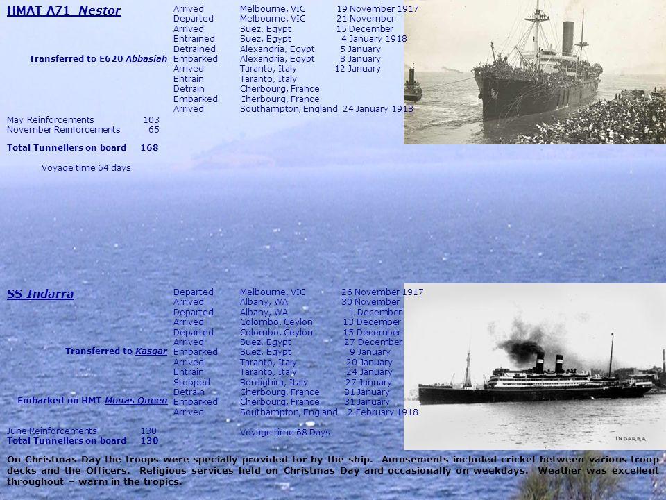 HMAT A71 Nestor SS Indarra