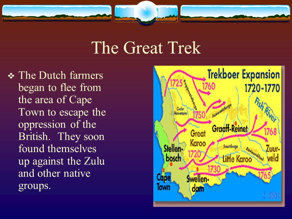 The Great Trek