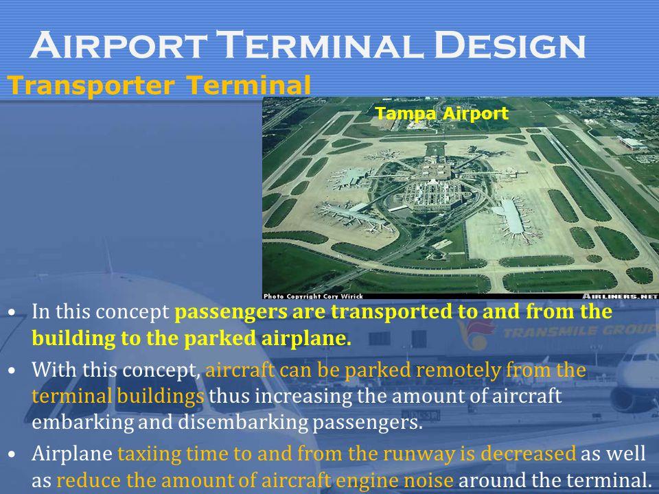 Airport Terminal Design