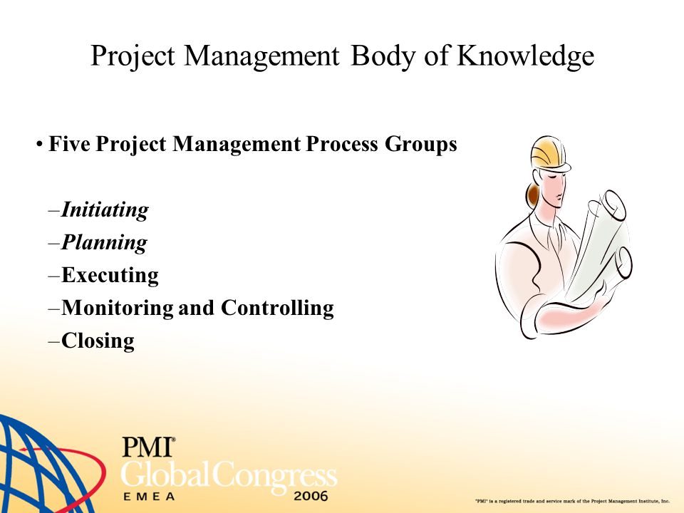 Project Management Body of Knowledge