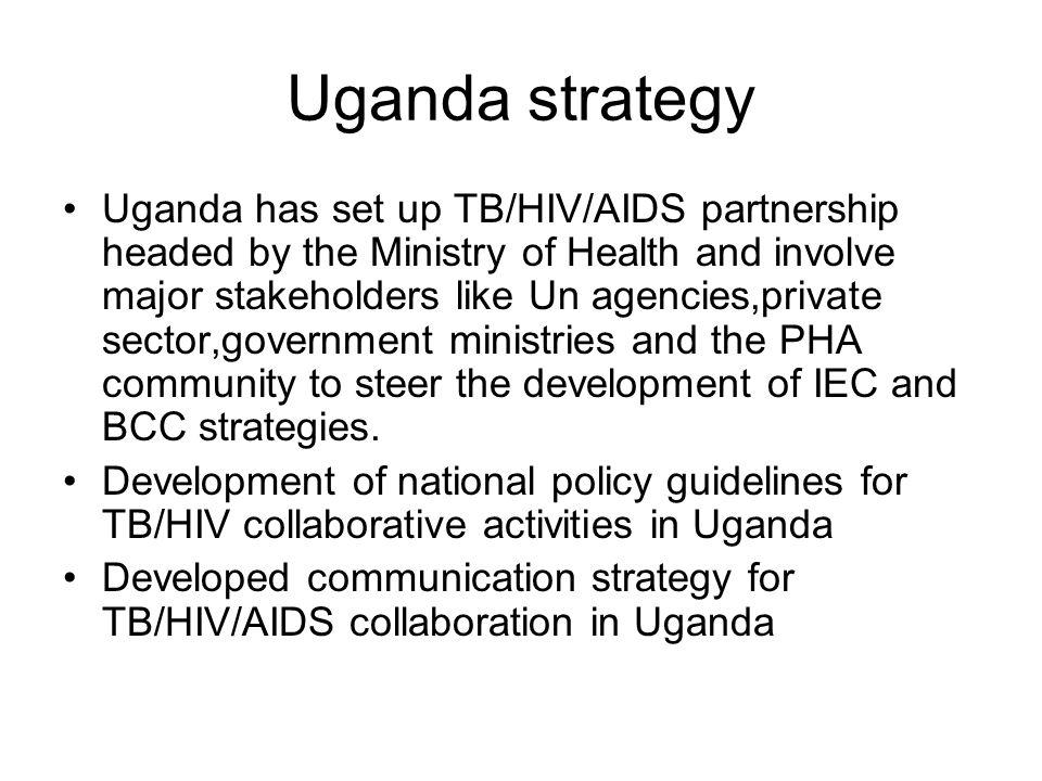 Uganda strategy