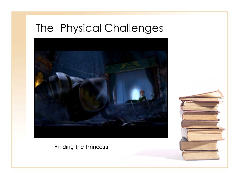 The Physical Challenges