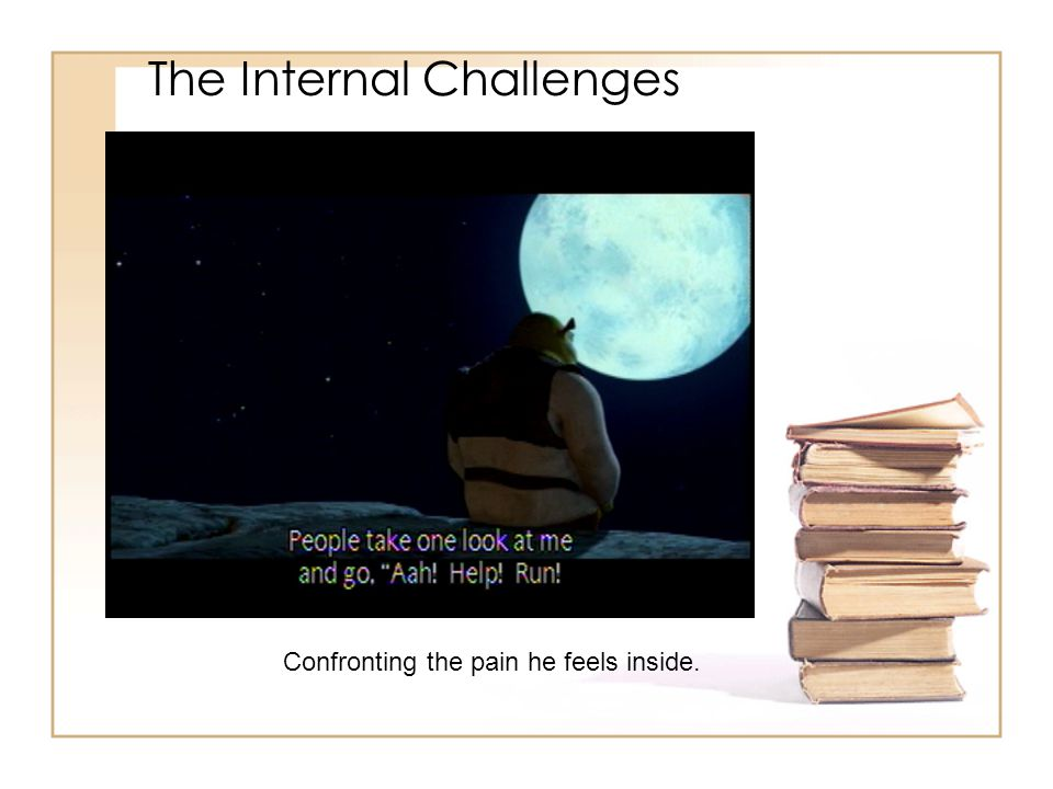 The Internal Challenges