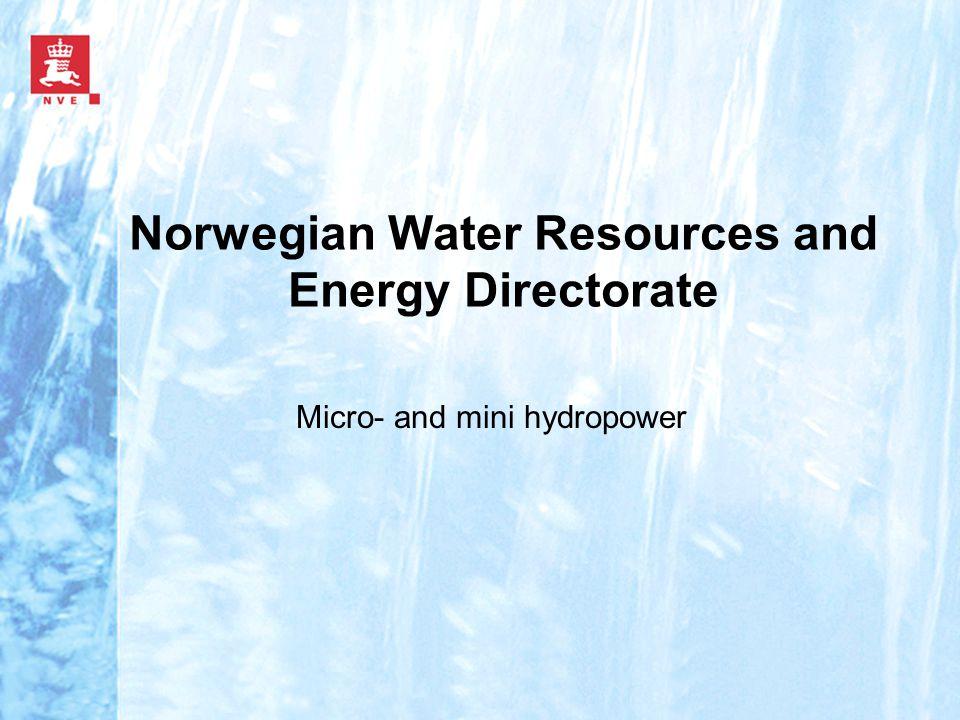 Norwegian Water Resources and Energy Directorate