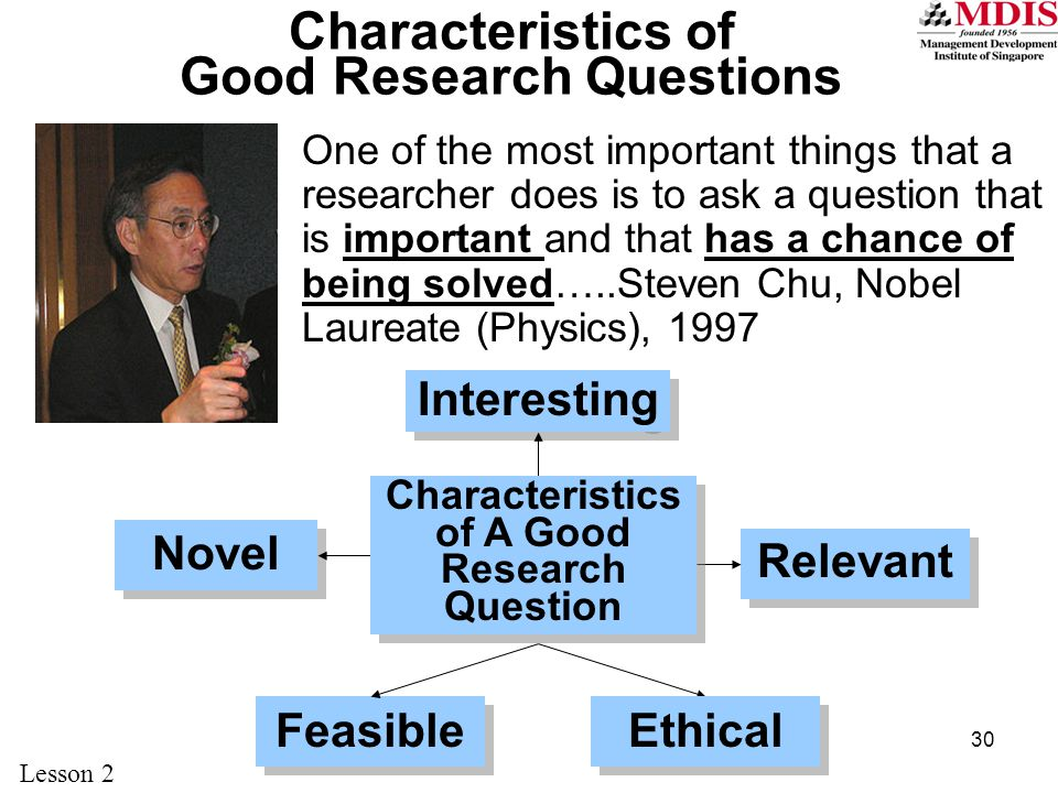 character of good research Characteristics of research by: ralph lery u guerrero earvin diaz iv- mahogany slideshare uses cookies to improve functionality and performance, and to provide you with relevant advertising if you continue browsing the site, you agree to the use of cookies on this website.