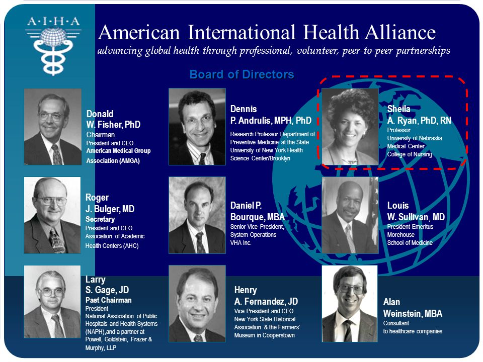 American International Health Alliance