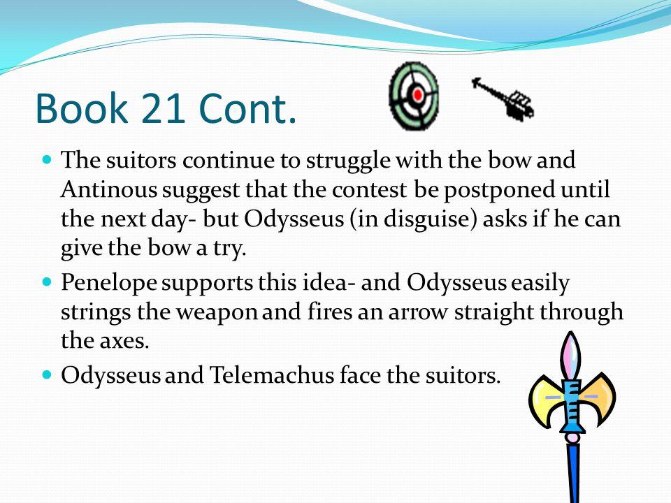Book 21 Cont.