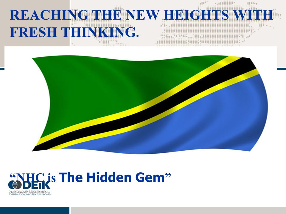 REACHING THE NEW HEIGHTS WITH FRESH THINKING. - NHC is The Hidden Gem