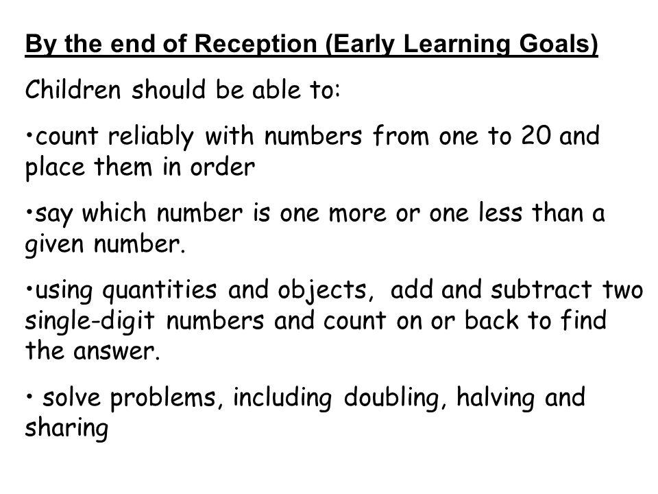 Maths Parents Workshop - Calculations