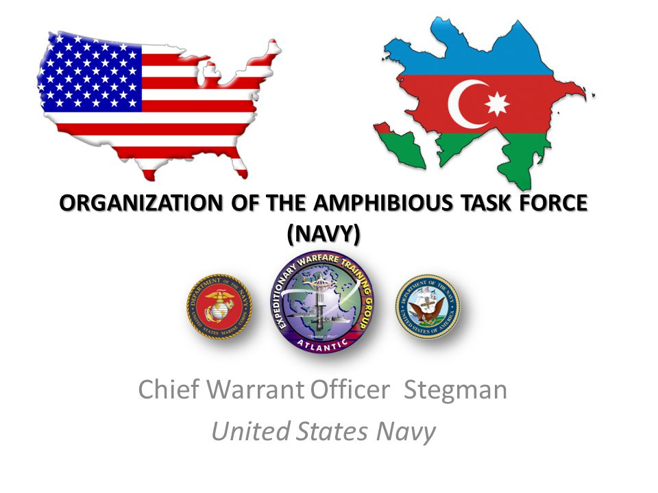 Organization of the amphibious task force (navy)