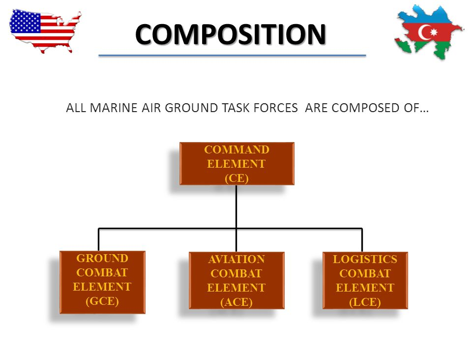 LOGISTICS COMBAT ELEMENT (LCE)