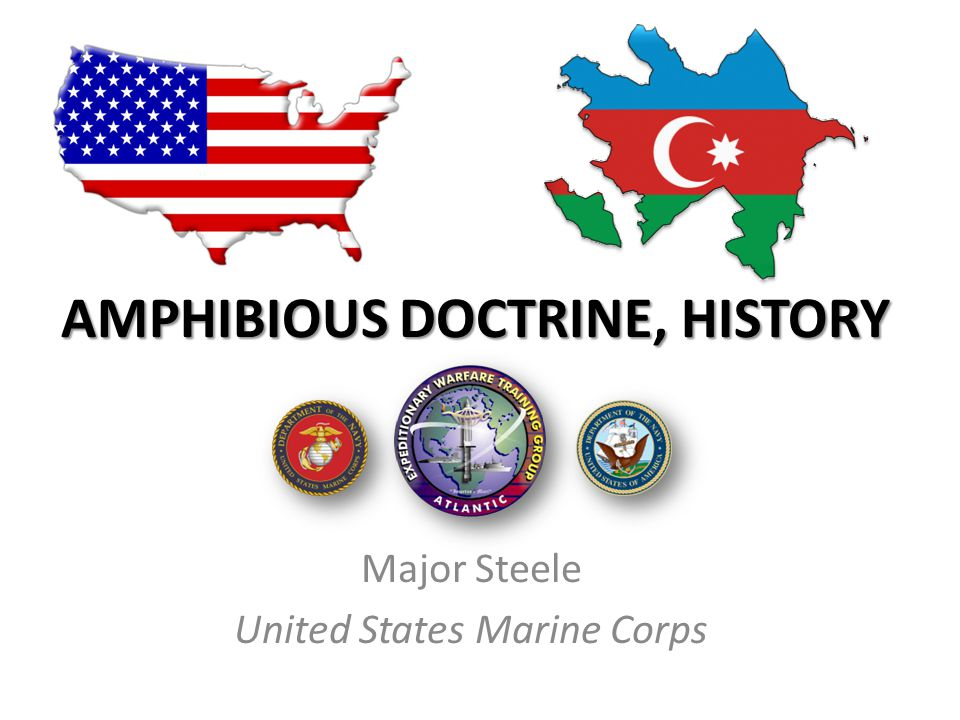 Amphibious Doctrine, History