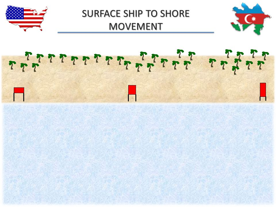 SURFACE SHIP TO SHORE MOVEMENT