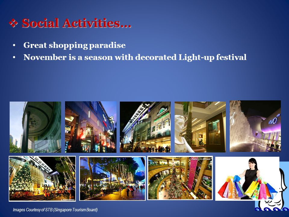 Images Courtesy of STB (Singapore Tourism Board)