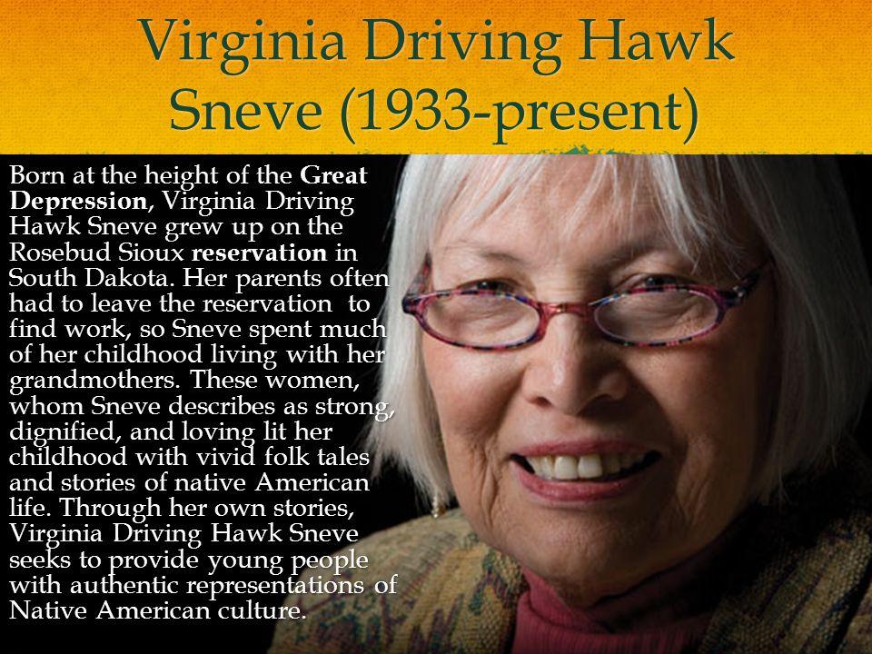 Virginia Driving Hawk Sneve (1933-present)